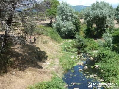 Paseo y Baño por el Valle y Río Tiétar;licencia federativa silla de felipe ii el escorial